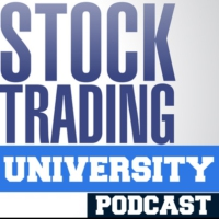 Logo du podcast 1. Welcome to Stock Trading U!