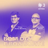 Logo du podcast Bom Dia e Boa Sorte