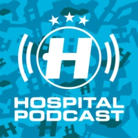Logo of the podcast Hospital Podcast 398 with London Elektricity