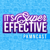 Logo of the podcast It's Super Effective | A Weekly Pokemon Podcast