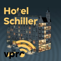 Logo of the podcast Hotel Schiller