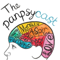 Logo of the podcast The Panpsycast Philosophy Podcast