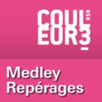 Logo of the podcast RSR - Medley Repérages - Couleur3