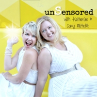 Logo du podcast unSensored with Katherine McIntosh & Cory Michelle