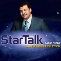 Logo du podcast UFOs and Possible Aliens, with Seth Shostak – StarTalk All-Stars