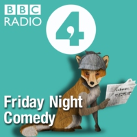 Logo of the podcast FriComedy:  The News Quiz 13 May 2016