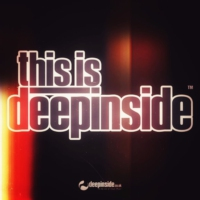Logo of the podcast DEEPINSIDE RADIO SHOW 036 (Anthony Poteat Artist of the week)