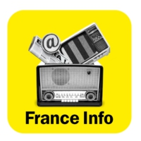 Logo of the podcast Info médias week-end 23.05.2015