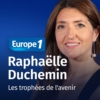 Logo of the podcast La solution - Raphaëlle Duchemin