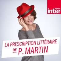 Logo of the podcast L'invité littéraire