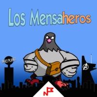 Logo of the podcast Los Mensaheros
