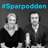 Logo of the podcast #Sparpodden
