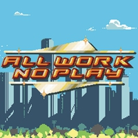 Logo of the podcast All Work No Play