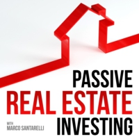 Logo of the podcast Passive Real Estate Investing