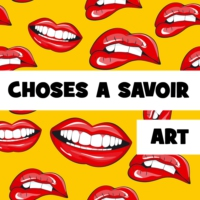 Logo of the podcast Choses a Savoir ART