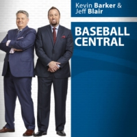 Logo du podcast Baseball Central @ Noon