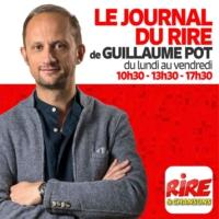 Logo du podcast Le Journal du Rire