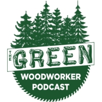 Logo of the podcast The Green Woodworker Podcast