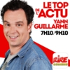Logo of the podcast Yann Guillarme - Le top de l'actu sur Rire & Chansons