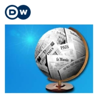 Logo of the podcast Deutsche Welle - Le Journal