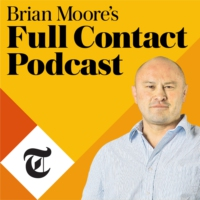 Logo of the podcast Brian Moore's Full Contact