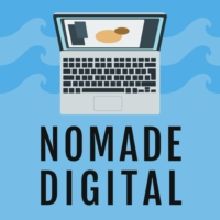 Logo of the podcast Nomade digital : un avantage compétitif