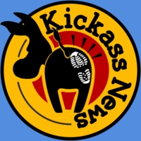 Logo of the podcast Kickass News