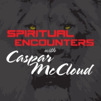 Logo of the podcast Spiritual Encounters with Caspar Mccloud