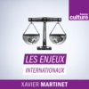 Logo of the podcast Les enjeux internationaux