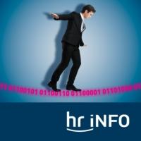 Logo of the podcast hr-iNFO Funkkolleg Sicherheit
