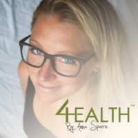 Logo of the podcast 4Health med Anna Sparre