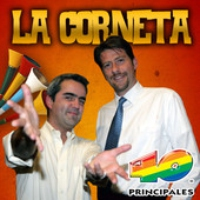 Logo of the podcast Sergio Mayer visitó La Corneta