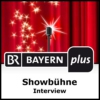 Logo of the podcast Showbühne - Interview - Bayern plus