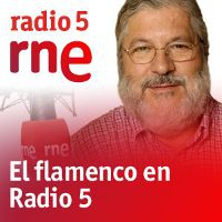 Logo of the podcast Flamenco en Radio 5 - El semitono de Morente - 10/04/16