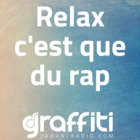 Logo du podcast Relax c'est que du rap La Playlist By Sergio