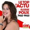 Logo of the podcast Elodie Poux - Le top de l'actu sur Rire & Chansons