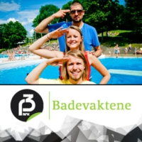 Logo of the podcast NRK P3 – Badevaktene