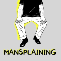 Logo du podcast Mansplaining