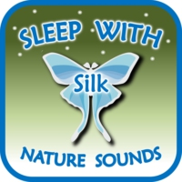 Logo of the podcast Sleep with Silk: Nature Sounds (to help insomnia, anxiety, stress, relax, focus, meditate, ASMR)
