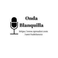 Logo of the podcast onda blanquilla