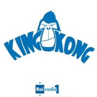 Logo of the podcast KING KONG del 03/10/2016 - A.M. Stevie Ray Vaughan