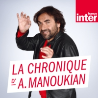 Logo du podcast La chronique d'André Manoukian 24.05.2018
