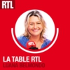 Logo of the podcast La table RTL