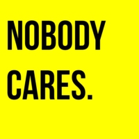 Logo of the podcast Nobody Cares