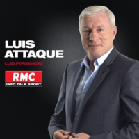 Logo of the podcast RMC - Luis Attaque