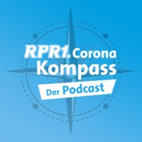 Logo du podcast 72 - Ein Brief ans Robert-Koch-Institut