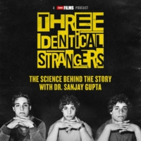 Logo of the podcast Three Identical Strangers: The Science Behind The Story