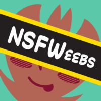 Logo of the podcast Not Safe For Weebs