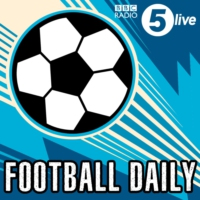 Logo of the podcast Saturday Review & tributes paid to Martin Peters
