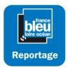 Logo of the podcast France Bleu Loire Océan - Reportage